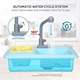 CUTE STONE Color Changing Kitchen Sink