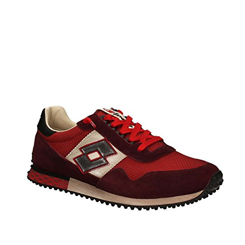 LOTTO SNEAKERS TOKYO TARGA ROSSO KETCHUP S8846 - 40, ROSSO