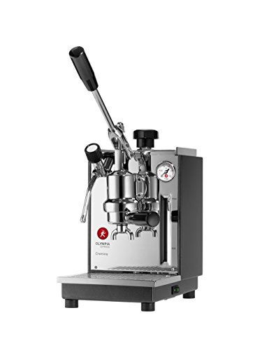 Olympia Cremina Espresso Machine Made in Switzerland (Gray)