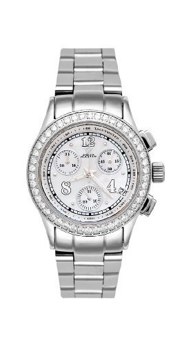 NEW! Aqua Master Ladies' His & Hers Diamond Watch, 1.65 ctw by Aqua Master
