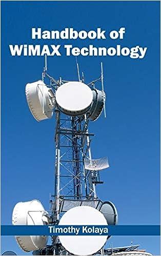 Handbook of WiMAX Technology: Amazon.es: Kolaya, Timothy ...