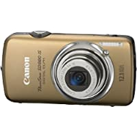 Canon PowerShot SD980IS 12MP Digital Camera with 5x Ultra Wide Angle Optical Image Stabilized Zoom and 3-inch LCD (Gold) Basic Intro Review Image