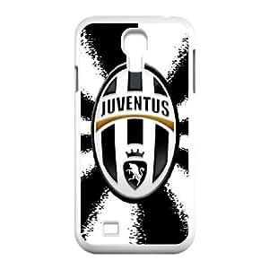 Samsung Galaxy S4 9500 Case Covers Blanca Juventus Logo plástico Teléfono personalizada G0U5YX Caso