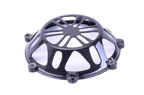 Bestem CBDU-999-CCO2-M Carbon Fiber Open Style 2 Dry Clutch Cover for Ducati