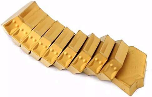 Schneller Austausch des Multi-Werkzeug Zubehör CNC-Werkzeug for Stoßen von Carbide Blades, 10pcs 2.2mm ZQMX 2N11-1E SP200 GTN-