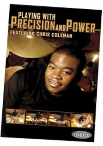 DVD : Chris Coleman - Playing With Precision And Power (DVD)
