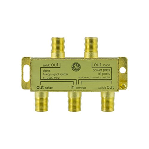 Top 9 Ge Coax Cable Splitter