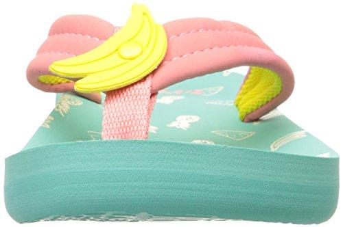 Reef Little Ahi Fruits - Sandalias Niñas Varios colores (Pineapple)