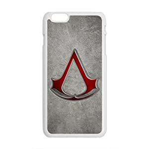 Happy Assassin's Creed Cell Phone Case for Iphone 6 Plus