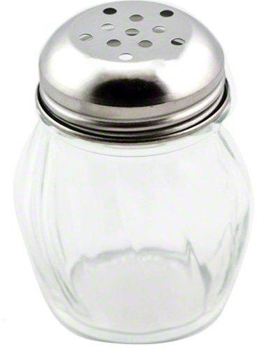 6 Ounce Swirl Shakers - 7