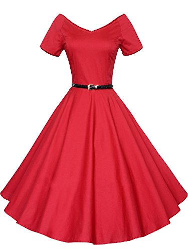60s party dress pattern - 3