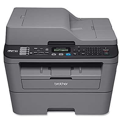 Brother MFCL2700DW Compact Laser All-In One with Wireless Networking and Duplex Printing