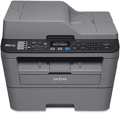 Brother MFCL2700DW All-In One Laser Printer with Wireless Networking and Duplex Printing, Amazon Dash Replenishment Enabled