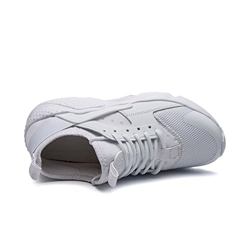 Another Summer Unisex Casual Mesh Running Sport Shoes White 6ElZ26