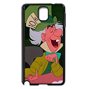 Samsung Galaxy Note 3 Phone Ceses Black Alice in Wonderland Mad Hatter CF9632717