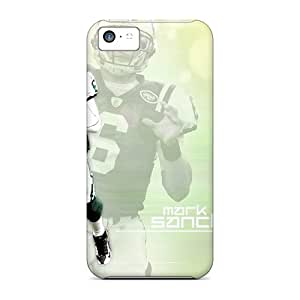 New Style Scsshop New York Jets Premium Tpu Cover Case For Iphone 5c