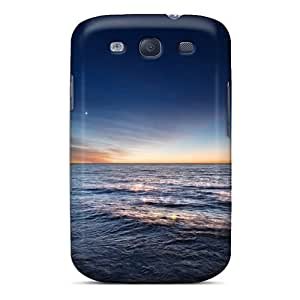 Fashionable PlU11500eRof Galaxy S3 Case Cover For Nature Seas Seascapes Protective Case