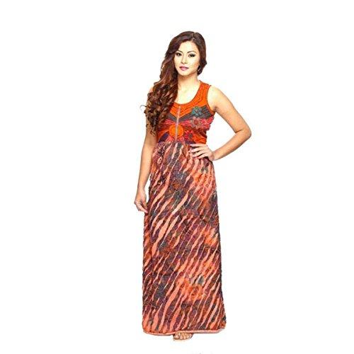 Arancione Simandra Vestito Vestito Donna Simandra Donna wXaq1