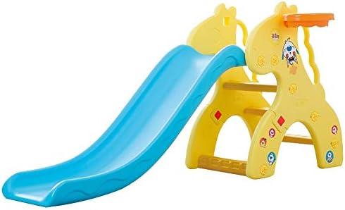 Tobogán De Interior Juguete De Plástico Tobogán Tobogán De Jardín Juguetes De Exterior para Niños Juegos Pequeños Juguetes De Escalada (Color : Yellow, Size : 160 * 44 * 77cm): Amazon.es: Hogar