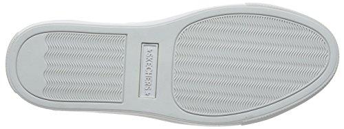 Blanco Vaso Zapatillas White Flor Skechers para Mujer T7Xd0wqp