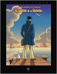 El diablo de la botella: adaptación al comic del relato de