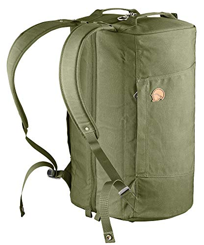 Fjallraven - Splitpack Backpack Duffel Bag for Everyday Use, Green (Best Backpack For Everyday Use)