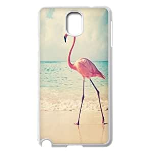 Personalized Samsung Galaxy Note 3 N9000 Case, Flamingo quote DIY Phone Case