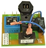 Beam Central Vacuum CV199 & Dust Care DCC-4 PC Board Circuit Board Part -100550