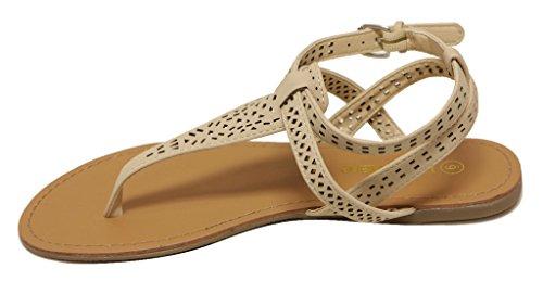Bella Marie Cherry-100 Da Donna Con Cinturino Alla Caviglia Con Cinturino Alla Caviglia Con Cinturino Alla Caviglia Dal Taglio Geometrico