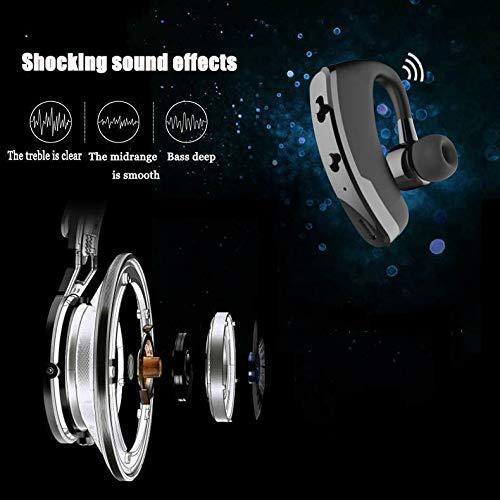 Amazon.com: FidgetFidget Universal Wireless Bluetooth Headset Stereo Headphone Earphone Sport Handfree: Electronics