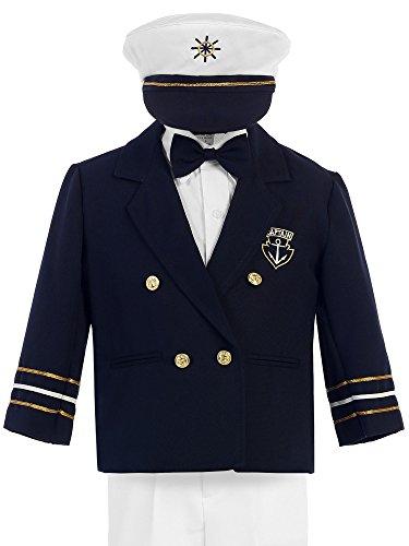 White Sailor Suit - 5