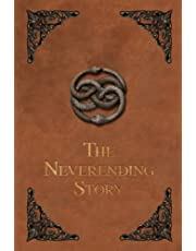 The Neverending Story: Ruled Notebook │ DIARY │ JOURNAL │ HP MOVIE PROP │ PRANK │ HALLOWEEN │ COSPLAY │ Perfect Gift for the Movie fans │ 110 Lined Pages 6x9 Inches
