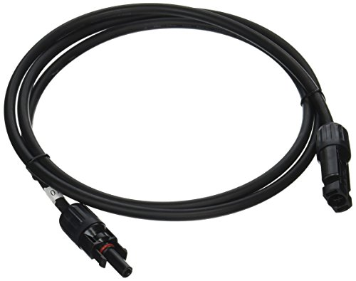 Renogy 5 Feet 10AWG Solar Extension Cable with MC4 Female and Male connectors