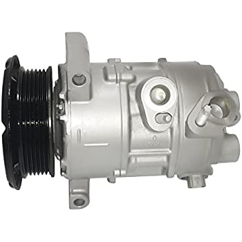 RYC Remanufactured AC Compressor and A/C Clutch IG395