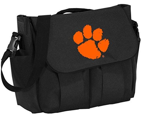 Clemson University Diaper Bag Clemson Tigers Baby Shower Gift for Dad or MOM!