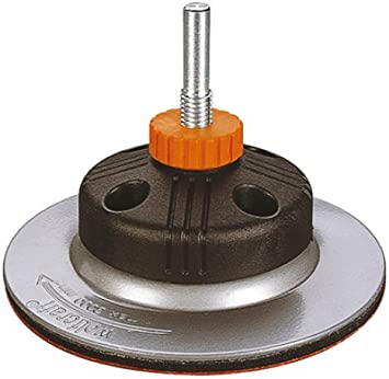 Bosch 2609256280 Plateau de pon/çage pour Perceuse Syst/ème auto-agrippant 125 mm