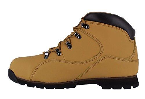 Groundwork , Chaussures de sécurité pour homme - or - miel,