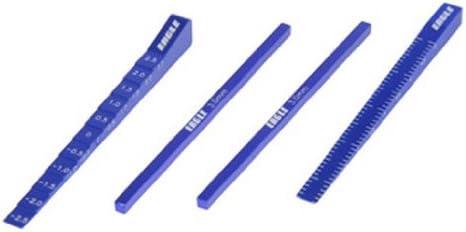 イーグル模型 MINI-Zハイトゲージ (ブルー) 3683-BL