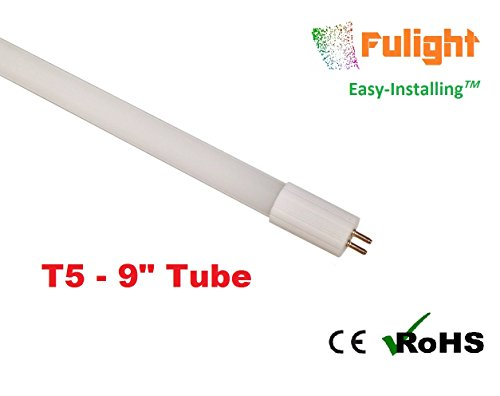 Fulight 12-30V DC F6T5/D LED Tube Light (Rotatable) - 9