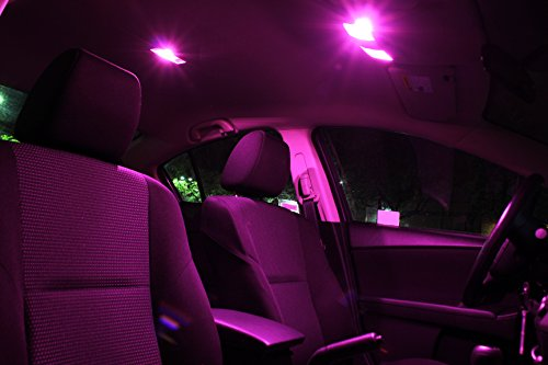 Amazon.com: LEDpartsNow Chevy SILVERADO 2007 2013 Pink Premium LED Interior  Lights Package Kit (12 Pieces): Automotive