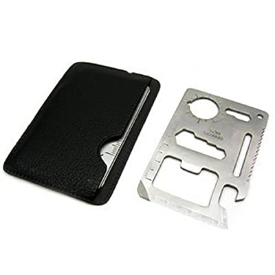 1 Piece Multi-Function Credit Card Survival Knife Camping Tool from elegantstunning