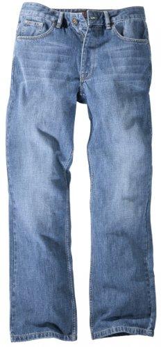 HIS Jeans Hose Henry, 102-10-3001, light blue, W30 L30