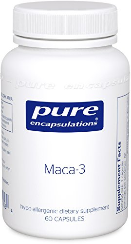 Pure Encapsulations Hypoallergenic Supplement Reproductive