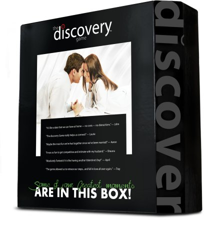 The discovery Game: for a married couple (Cure Couples)
