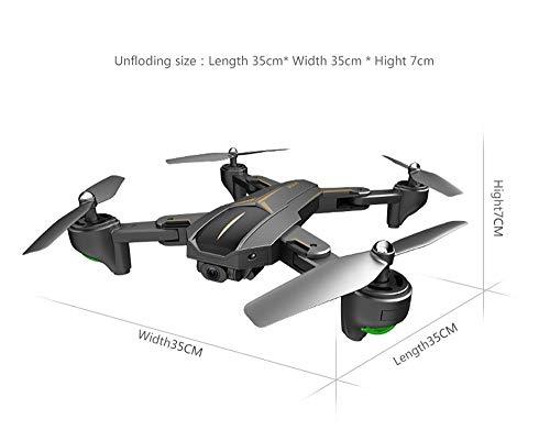 VISUO XS812 GPS 5G WiFi FPV 5MP 1080P HD Camera Foldable RC Quadcopter Drone by Sannysis (Image #7)
