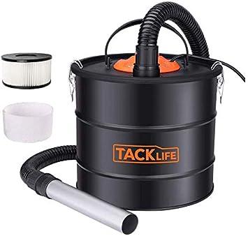 Ash Vacuum, TACKLIFE 800W Ash Vacuum Cleaner