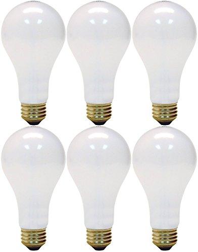 GE Lighting 3 Way 50 200 250 White