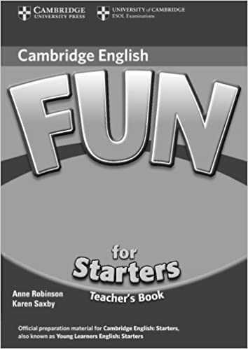 fun for flyers teachers book pdf free download