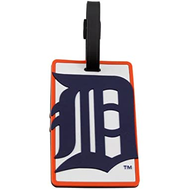 Detroit Tigers - MLB Soft Luggage Bag Tag