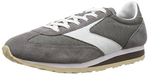 Brooks Heritage - Womens Vanguard Shoes Dark Grey White BgUsw